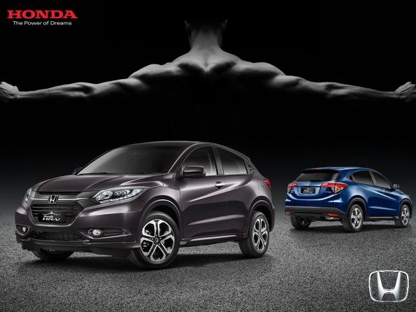 Honda HRV Bandung