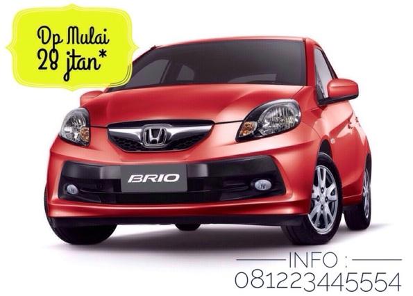 Promo Akhir Tahun Honda BRIO