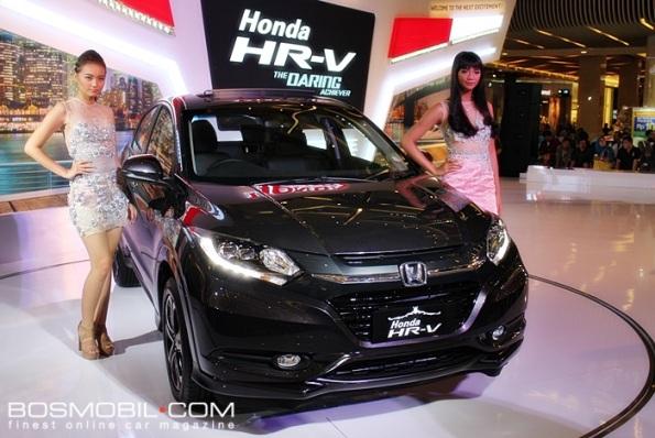 Honda HRV 1.8