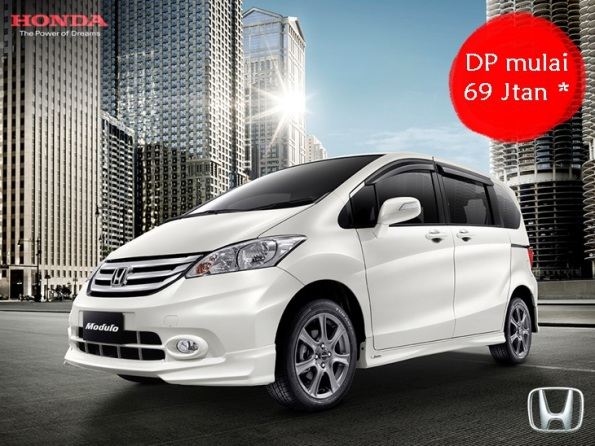 Promo Honda Freed 2015