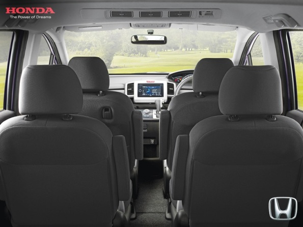 Interior Honda Freed