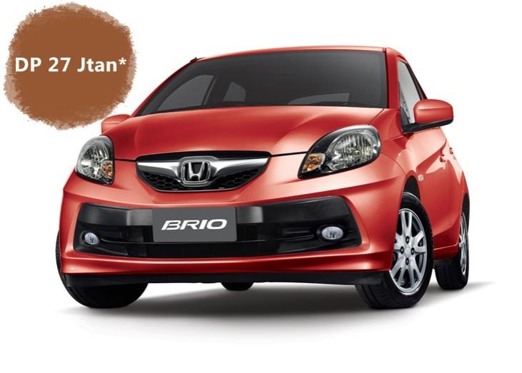Promo Honda Brio 2015