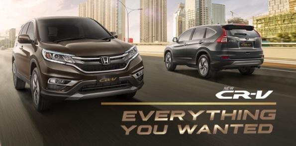 Honda CRV Bandung\
