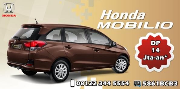 Promo Honda Mobilio Bandung