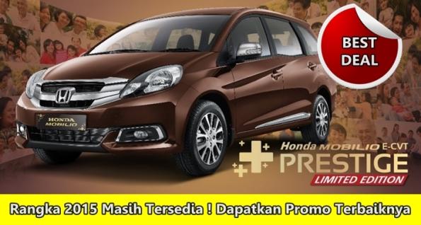 Honda Mobilio Prestige